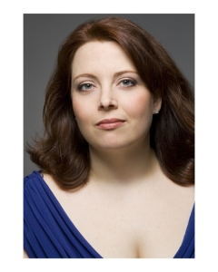 Jennifer Furst, Soprano Official Headshot